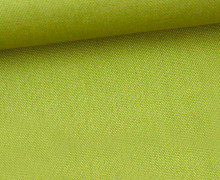 Canvas Stoff - feste Baumwolle - Uni - 145cm - Olivgrün