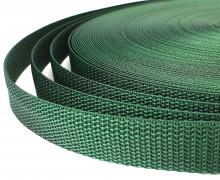 1 Meter Gurtband - Tannengrün (273) - 25mm