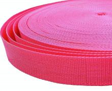 1 Meter Gurtband - Magenta - (145) - 30mm