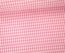 Vichy Stoff - Kleine Karos - 2mm x 2mm - Rosa