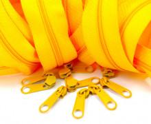 2m Endlosreißverschluss *S+10 Zipper Gelb (111)