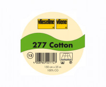 1 Meter Volumenvlies 277 Cotton von Freudenberg