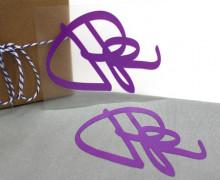 1 Bügelbild - Graffiti Tag - Stree Art - Aufbügler