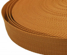 1 Meter Gurtband - Cappuccino (280) - 40mm