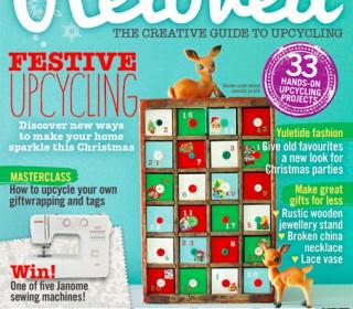 Reloved Magazine - Ausgabe November 2014 - DIY