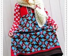 Papier-Schnittmuster - Nannerl - C. Fingerhut - Kleidchen
