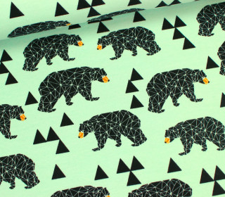 Sweat - Triangles Bear - Bären - Andrea Lauren