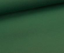 Fester Jersey - Romanit Jersey - Uni - Tannengrün Dunkel