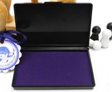 Stempelkissen für Papier - Blau - Trodat 9051