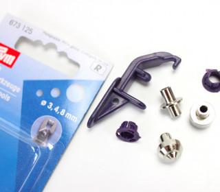 Zangenaufsatz - Lochwerkzeug - Zusatztool - Prym