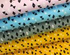 Sweat - Triangles in Lavendel - Andrea Lauren