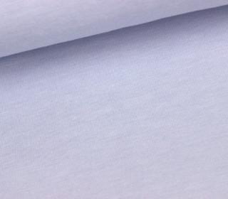 Jersey - Melange - Uni - Babyblau Meliert