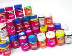 Textilfarbe - DEKA - GLITTER Pink - 24-29