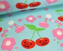 Jersey - Cherry & Flowers - Zara Westerberg