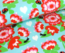 Jersey - Flowers & Ladybugs - Zara Westerberg