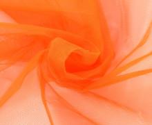 Tüllstoff - 160 cm breit - Orange