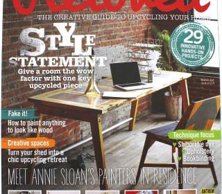 Reloved Magazine - Ausgabe Juni 2015 - DIY