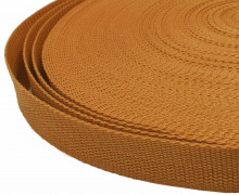 1 Meter Gurtband – Cappuccino (280) – 20mm