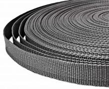 1 Meter Gurtband - Dunkelgrau (312) - 20mm
