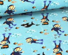 Jersey - Diver - Blau - Nancy Kers