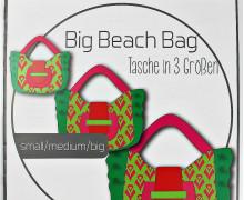 Schnittmuster - Big Beach Bag - S/M/L - Ki-Ba-Doo