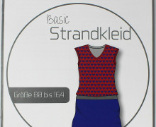 Schnittmuster – Strandkleid – Gr.80-164 -Ki-Ba-Doo