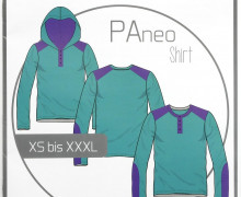 Schnittmuster - PAneo Shirt - XS-XXXL - Ki-Ba-Doo