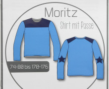 Schnittmuster - Moritz - Gr. 74-176 -Ki-Ba-Doo