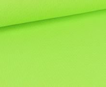 Bündchen - Rippen - Schlauchware - Lime (42)