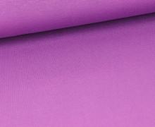 Viskose Jersey - Uni - Violett - leicht geraut