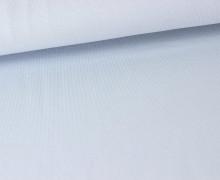 Viskose Jersey - Uni - Hell Pastellblau - leicht geraut