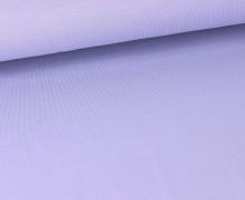 Viskose Jersey - Uni - Fliederblau - leicht geraut