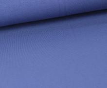 Viskose Jersey - Blaubeere - leicht geraut