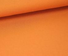Viskose Jersey - Uni - Terracotta - leicht geraut