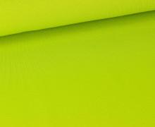 Viskose Jersey - Uni - Grasgrün - Hell - leicht geraut