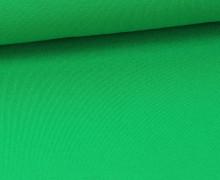 Viskose Jersey - Uni - Grün - leicht geraut
