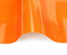A4 Design Bügelflex - Bügelfolie - Manta Orange