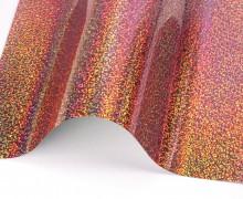 A4 Holographie Flex - Bügelfolie - Pink