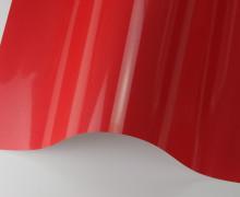 A4 Design Bügelflex - Bügelfolie - Twill - Rot
