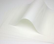 3xA4-Set FlexInkjet - bedruckbare Flexfolie - Weiß