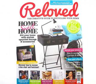 Reloved Magazine - Ausgabe September 2015 - DIY.