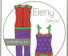 Schnittmuster - Eleny - Gr. 80-164 - Ki-Ba-Doo