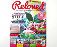 Reloved Magazine - Ausgabe Oktober 2015 - DIY.