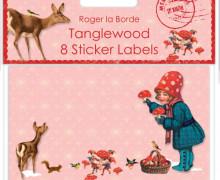 8 Sticker Labels