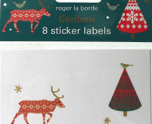 8 Sticker Labels