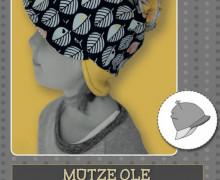 Schnittmuster - Mütze Ole - Hedi.