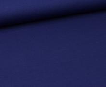 Fester Jersey - Romanit Jersey - Uni - Royalblau Dunkel