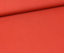 Fester Jersey - Romanit Jersey - Uni - Orangerot