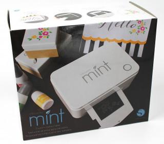 Silhouette Mint Stempelmaschiene - Stamp Maker - Set