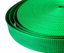 1 Meter Gurtband - Grün (242) - 50mm